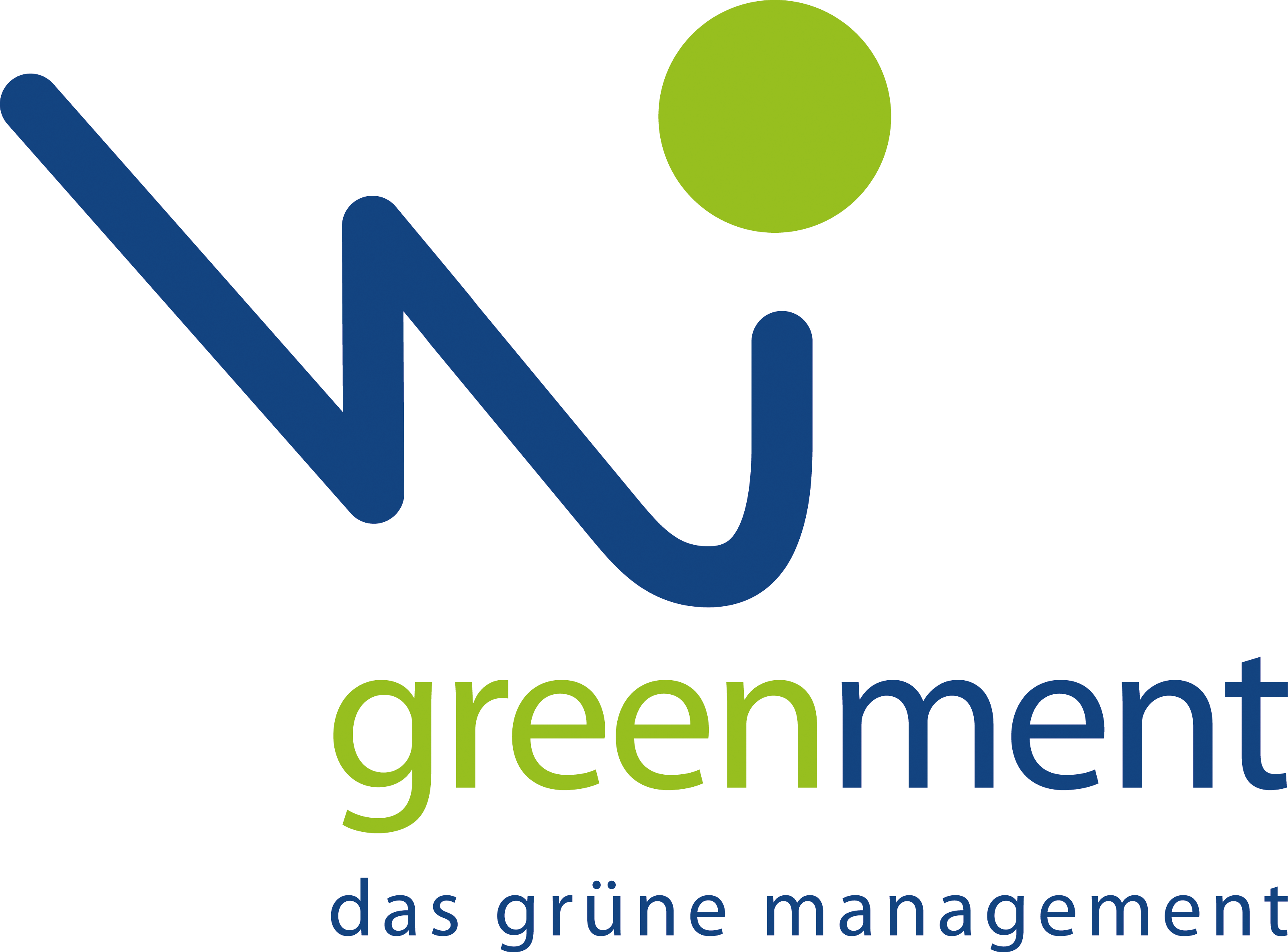 greenment - Das grüne Management logo